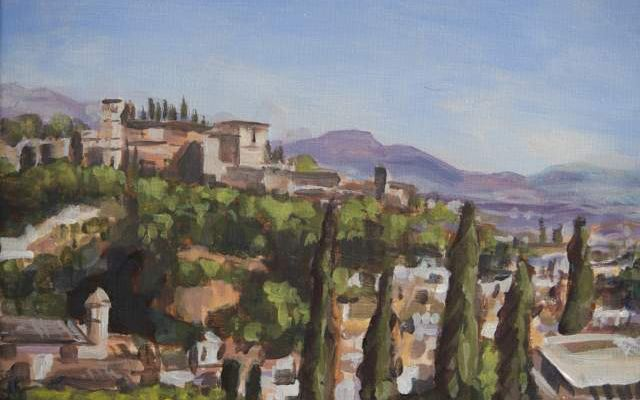 Alhambra View